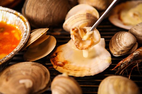 韩国贝壳海鲜让你一次吃个够5