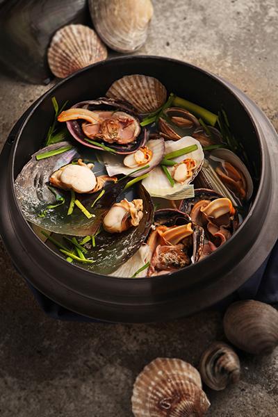 韩国贝壳海鲜让你一次吃个够12