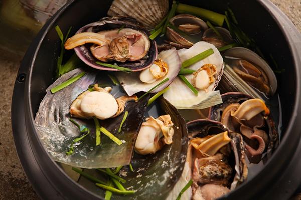 韩国贝壳海鲜让你一次吃个够13
