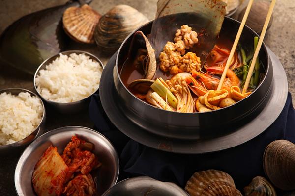 韩国贝壳海鲜让你一次吃个够18