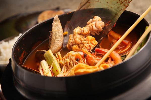 韩国贝壳海鲜让你一次吃个够20