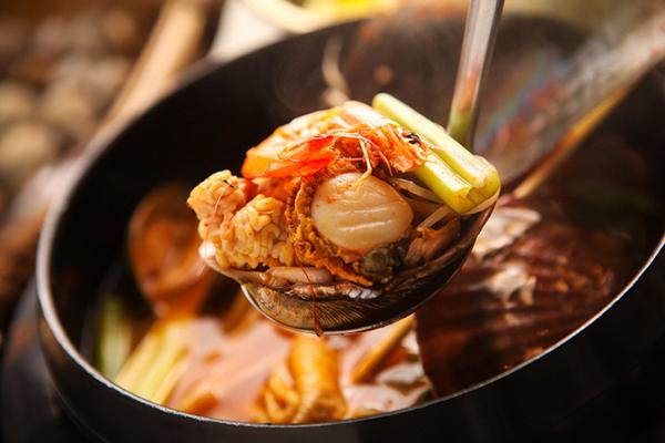 韩国贝壳海鲜让你一次吃个够19