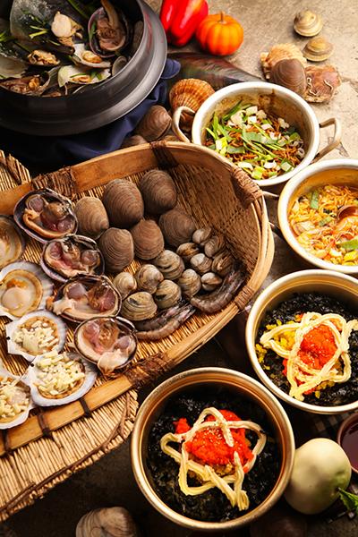 韩国贝壳海鲜让你一次吃个够15