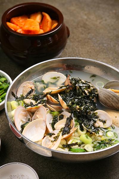 韩国贝壳海鲜让你一次吃个够17