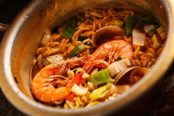 韩国贝壳海鲜让你一次吃个够22