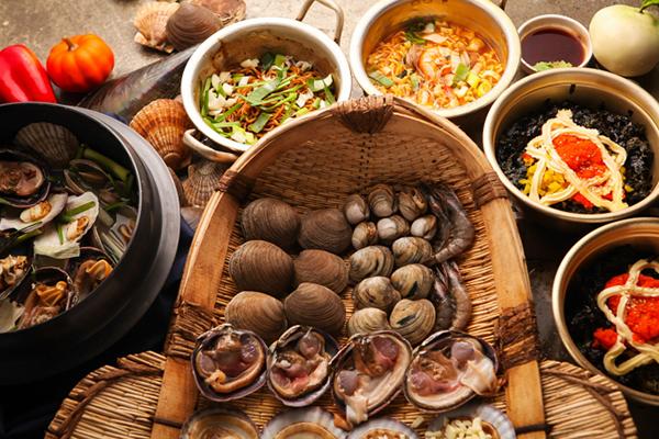 韩国贝壳海鲜让你一次吃个够23