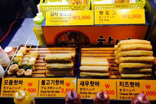 韩国仁寺洞人气小吃十大推荐25