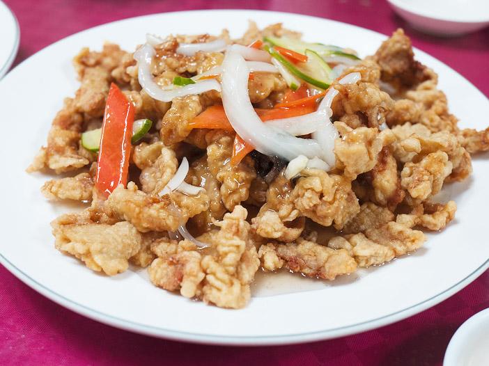 首尔 大盛馆 中华料理8