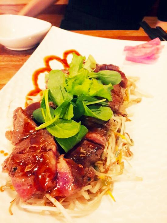弘大东京牛排西式料理15