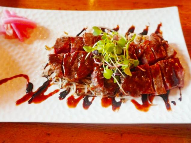 弘大东京牛排西式料理13