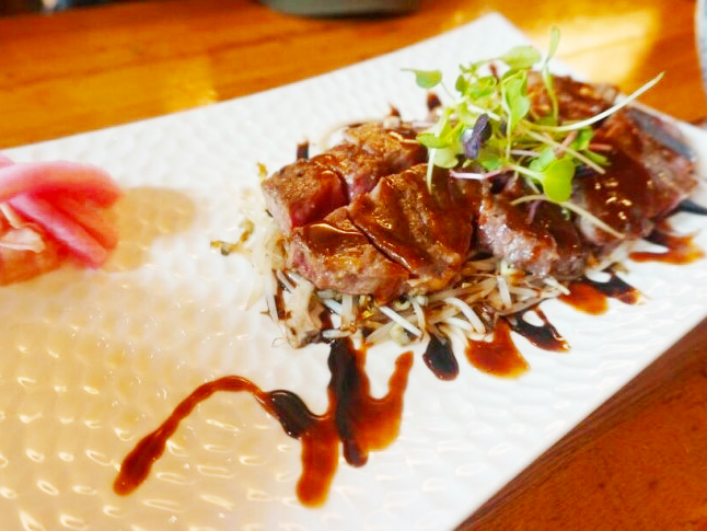 弘大东京牛排西式料理14