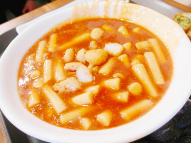 弘大大蒜炒年糕2