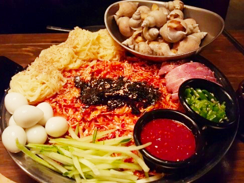 弘大弘味酒韩式料理6