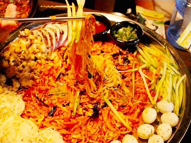弘大弘味酒韩式料理9
