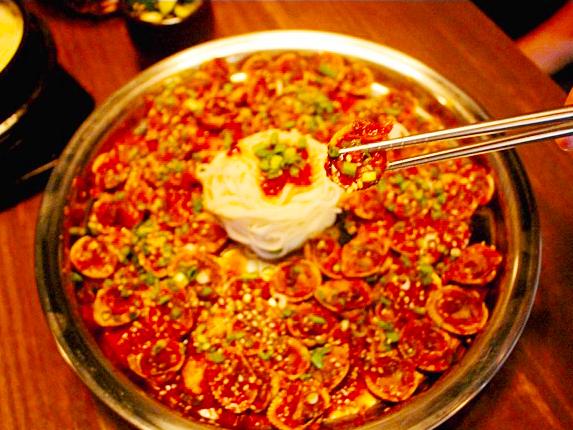 弘大弘味酒韩式料理14