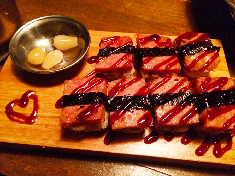 弘大弘味酒韩式料理17
