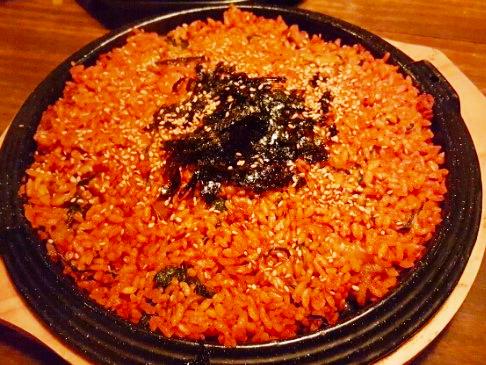 弘大弘味酒韩式料理18