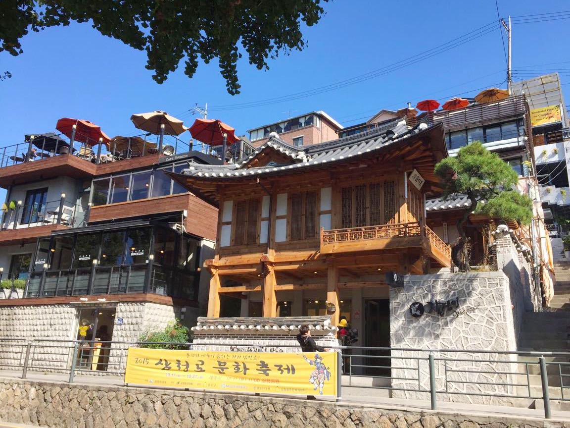 首尔六大最适合拍照的景点9