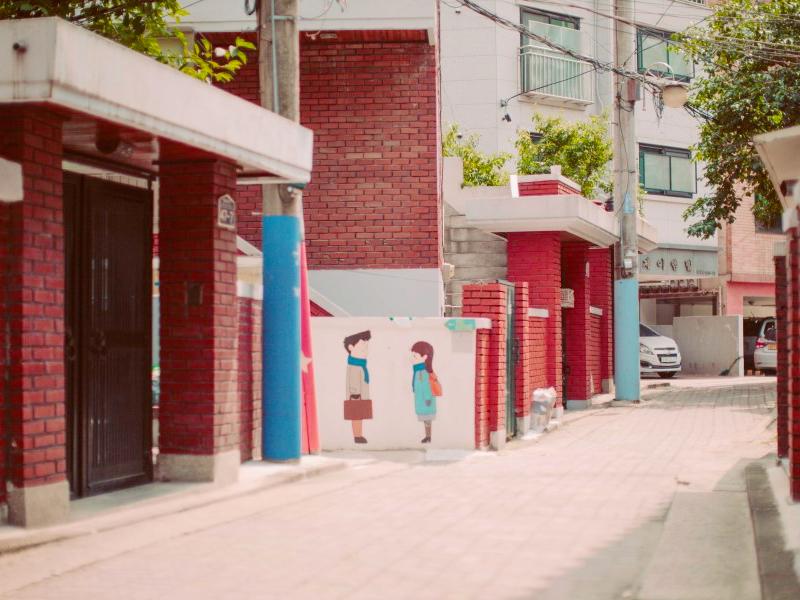 首尔六大最适合拍照的景点21