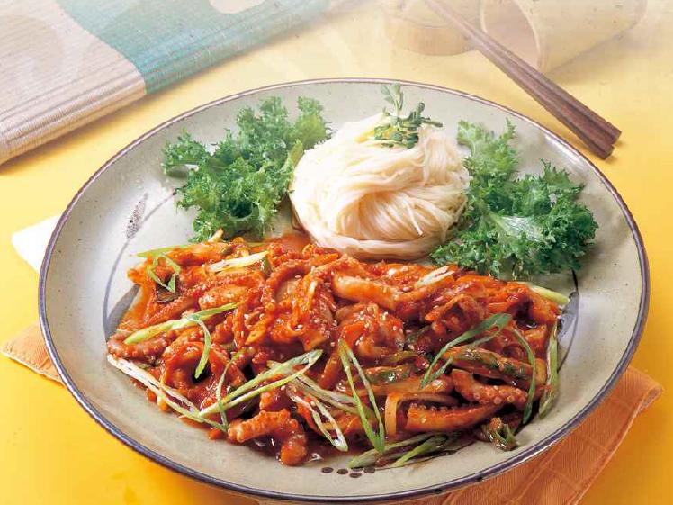 明洞咸草酱蟹韩食店6