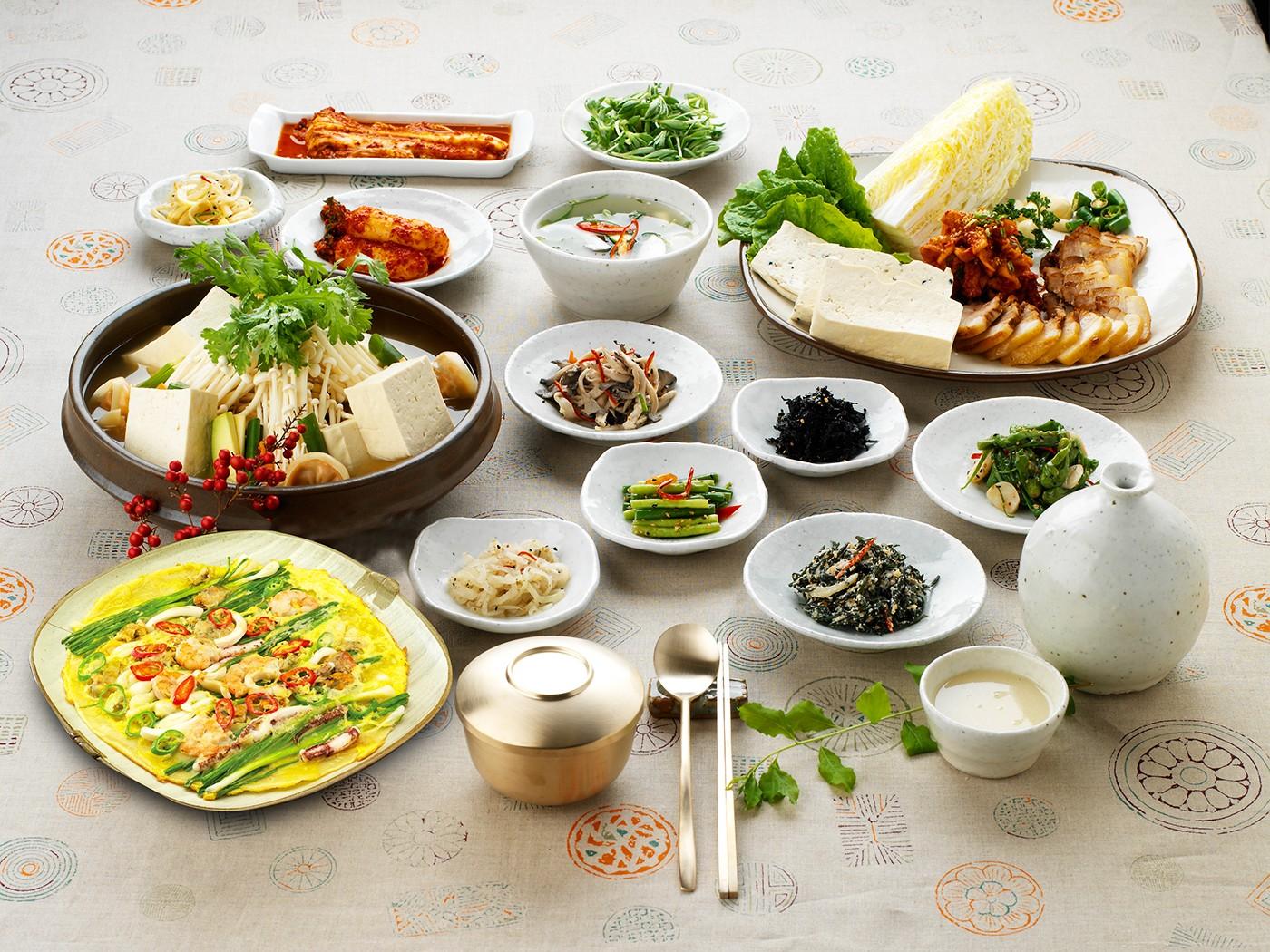 仁寺洞豆腐料理专门店