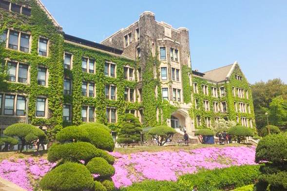 2016春天最美大学首尔地区BEST5 3