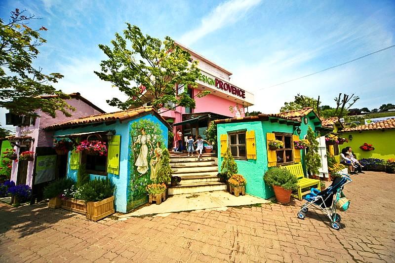韩国坡州普罗旺斯小镇-韩国旅游资讯_韩游网 - 韩国
