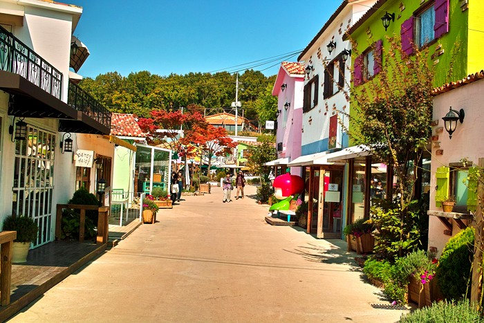 韩国坡州普罗旺斯小镇