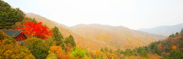 韩国五台山国立公园景点介绍-韩国旅游资讯_韩游网