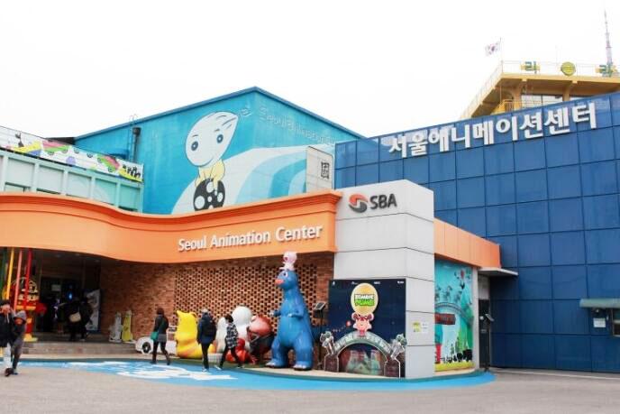 韩国首尔动漫中心_韩国景点_韩游网