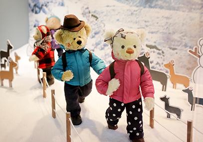濟州島泰迪熊博物館門票預訂_韓國泰迪熊博物館_韓遊網