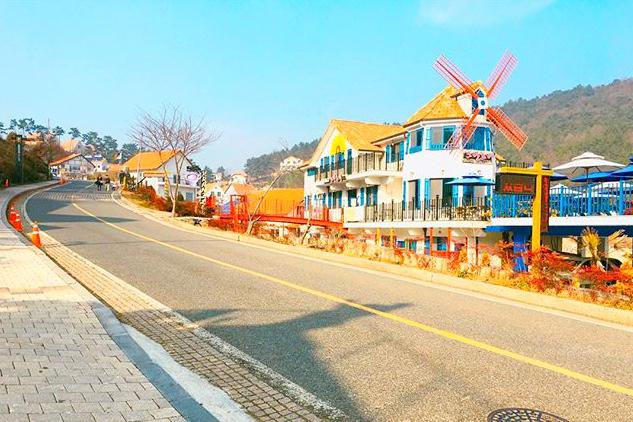 韩国庆尚南道南海德国小镇_韩国景点_韩游网
