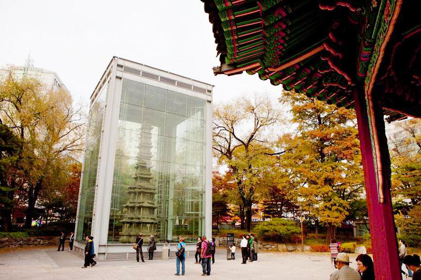 韩国首尔塔谷公园_韩国景点_韩游网