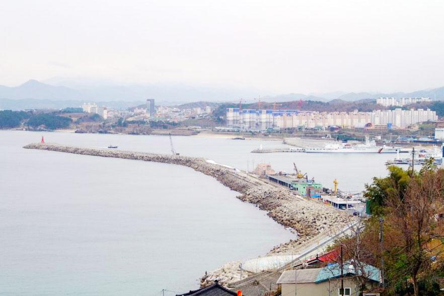 江原道墨湖港_韩国景点_韩游网