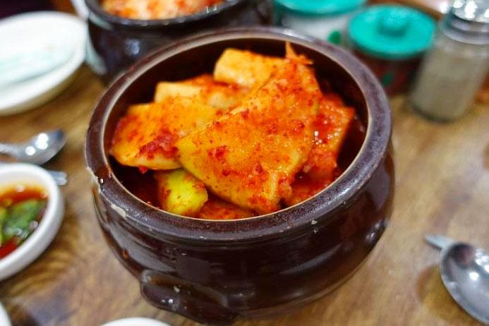 """南大门""""银湖食堂""""韩式料理_韩国美食_韩游网"""