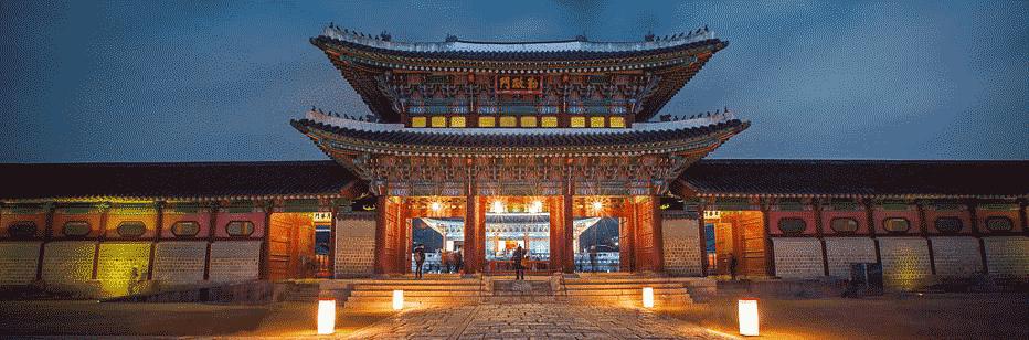 韓國四大古宮開放及解說時間介紹...