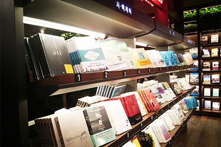 """韩国最大的书店""""教保文库""""_韩国景点_韩游网"""