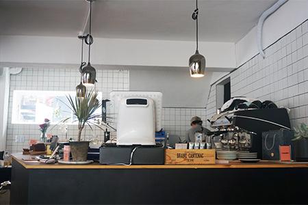 首尔汉南洞粉嫩咖啡厅