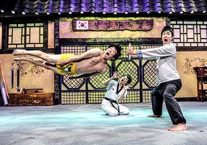 韩国爆笑功夫世家_JUMP演出门票在线预订_韩游网