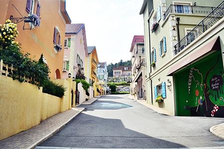 雪绒花瑞士主题公园《我们结婚了世界版》拍摄地_韩国景点_韩游网