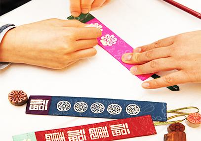 首尔北村韩屋村金箔工房制作体验票_韩国传统工艺-韩游网