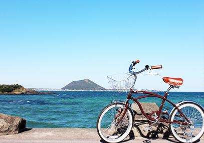 济州岛绿色自行车租赁