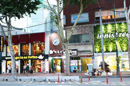 韩国首尔钟路区