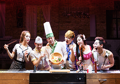 韩国BIBAP厨师秀(原BIBAP拌饭秀)门票在线预订_仁寺洞拌饭秀演出优惠_韩游网