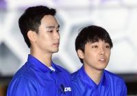 不务正业的金秀贤·李弘基 职业保龄球2轮资格赛进行时