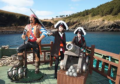 济州遮归岛海盗潜水艇门票在线预订-韩游网