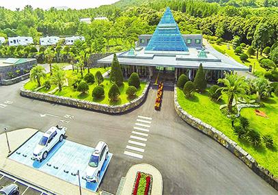 济州上孝园植物园门票在线优惠预订-韩游网