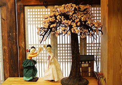 首尔北村韩屋村红碧轩纸形工房制作门票在线预订-韩游网