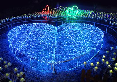 济州灯光庭院门票在线预订_韩游网