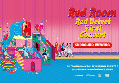 Red Velvet全息演唱会Red Room_在线预订-韩游网